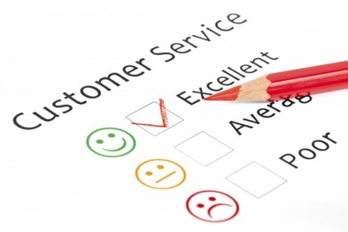 Customer-Service-Rating